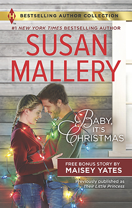 Baby, It's Christmas, a romance novel by Susan Mallery