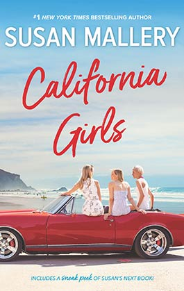 California Girls, a women's fiction novel by Susan Mallery