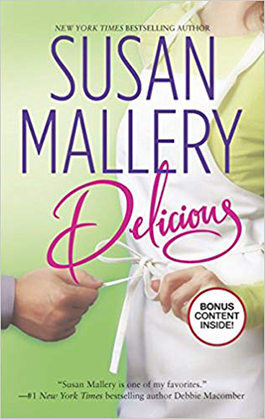 Delicious, a romance novel by Susan Mallery